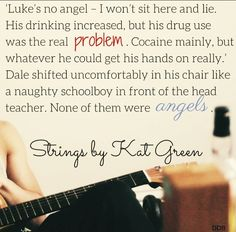 Strings  The Black Eagles Series  Kat Green