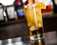 Black & Orange  4 oz of Black Magic 2 oz 99 Peach Schnapps 6 oz Orange Juice Pour over ice