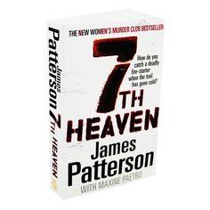 7th Heaven - James Patterson - 9780099571476 - Rotorua Store