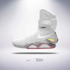 "new product 555a9 576d7 Bleacher Report Kicks on Instagram  ""Nike Air Mag concept. 📷  settpace"""