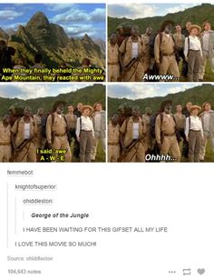 BEST-MOVIE-ON-THE-PLANET!!!! (George of the Jungle)