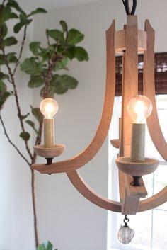chandelier in action