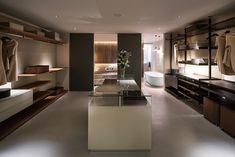 Barcelona se ha convertido en la tercera ciudad española -tras Bilbao y Madrid- en contar con uno de los elegantes showrooms de la firma italiana Rimadesio