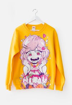 SUNDAE Sweater – OMOCAT                                                                                                                                                                                 More