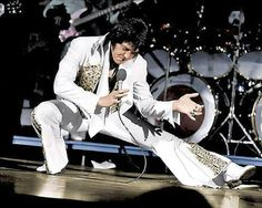 Elvis on stage . Nothing better