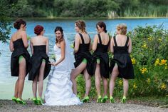 Bridesmaids from Annali Wedding