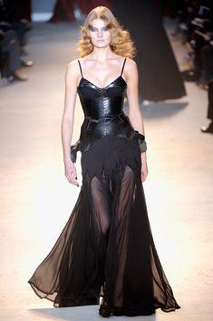 Zac Posen Fall 2011 Ready-to-Wear Fashion Show - Constance Jablonski (Viva)