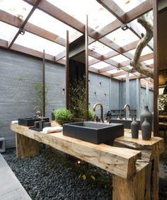 banheiro da Casa do Jatoba casa cor 2012