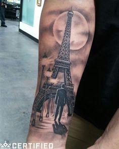 eiffel tower tattoo tattoos pinterest tower tattoo and tatting rh pinterest com eiffel tower tattoo images eiffel tower tattoo ideas