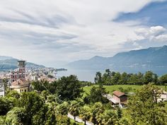 Beautiful Villa builted in 1896 located in the prestigious residential area of Carnella (Luino) on Lake Maggiore, overlooking the lake. The property feature a total area of 800 sqm, surrounded by a park of over 5000 sqm. The main building consists of 5 floors with an elevator and is divided into three units: Apartment, Loft, Guesthouse.