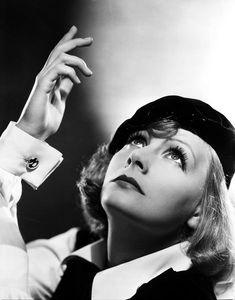 As You Desire Me, Greta Garbo, Portrait by Everett