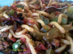 Uyghur Laghman Pulled Noodle Sauce