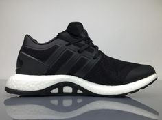 0f8ca781a Adidas Pure Boost Y-3 Yohji Yamamoto Black White Sneaker for Sale4 Y 3 Yohji