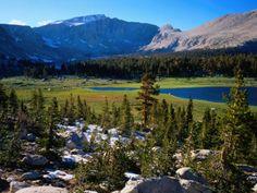 Eastern Sierra Nevada Mountain Range, California,  our 25th Anniversary
