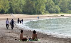 Spend a beachy happy hour with Edgewater Live, the new Thursday night Happy Hour concert series at Edgewater Park, beginning June 12 with The Breakfast Club. (Joshua Gunter/ The Plain Dealer)