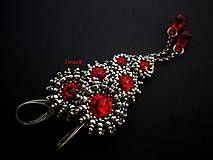 Náušnice - Vášeň - 5228802_
