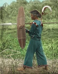 These century-old photos from National Geographic bring the history of Filipino Tribes to life