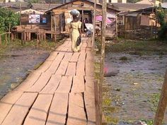BLOG WITH FURY: TOLLGATE  IN THE BUSH: THE BRIDGE LINKING IGANDO-A...
