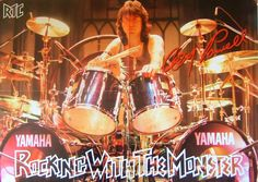 Cozy Powell Drum Kit   Share