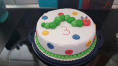 Very Hungry Caterpillar, Party, Saint Name Day, Birthday Cake Toppers, Day Care, Round Round, Child Room, Hungry Caterpillar, Parties