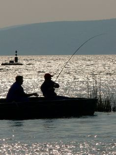 Anglers at Balaton, Hungary Party Places, World Pictures, How Beautiful, Best Part Of Me, Hungary, Countryside, Fishing, Island, Traditional
