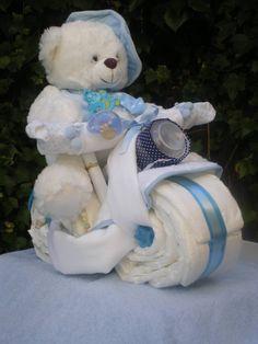 Echa un vistazo a este producto en yohago.com:  Triciclo de paÑales