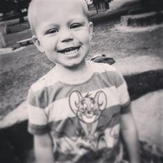 Cheeky boy love his smile so much #auntienatnat #cheekyboy #smilesfornatnat #blessed #nephew @lauralily1315