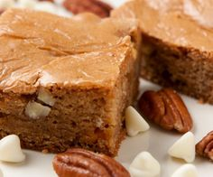 blondies brownie is moist, sweet and when made with a variety of add-ins, they are a unique treat. This dessert serves up well at any celebr...