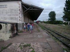 Antiga estação ferroviaria