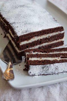 Dessert Cake Recipes, No Cook Desserts, Dessert Drinks, Dessert Bars, Cookie Recipes, Lactose Free Sweets, Vegan Sweets, Vegan Desserts, Baby Food Recipes