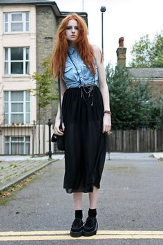 Off to the shops (by Olivia Harrison) http://lookbook.nu/look/2545323-Off-to-the-shops