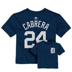 Toddler Majestic Detroit Tigers Miguel Cabrera Tee $6.60