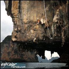 tailandia, tonsai, haciendo psicobloc que grandes momentos siiiiii eskalartienda.com