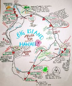 big island camping map
