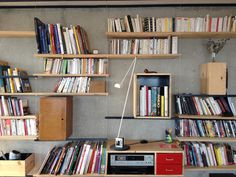 1000 images about prototype architectes on pinterest limousin and design - Bibliotheque suspendue design ...