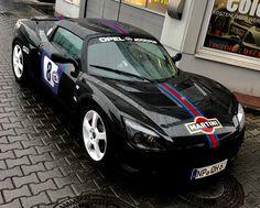 Opel Speedster Turbo Martini Racing