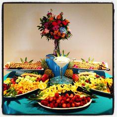 Beautiful Fruit Display