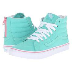 7c54cb9fa1e VANS SK8-Hi Slim Zip - (Iridescent Eyelets) Florida Keys  shop-. Sneakers  ...