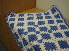deka s medvídky Blanket, Crochet, Chrochet, Blankets, Crocheting, Carpet, Ganchillo