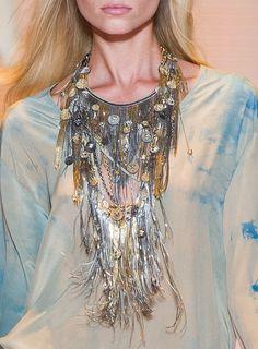 versace statement neckpiece