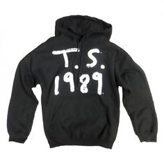 T.S. 1989 Black Hoodie ($40) ❤ liked on Polyvore featuring tops, hoodies, sweaters, jackets, outerwear, black hoodies, checkered hoodie, black hooded sweatshirt, hooded pullover and checkered top
