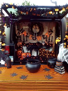 18 Best Trunk Of Treat Ideas Images Halloween Crafts Halloween