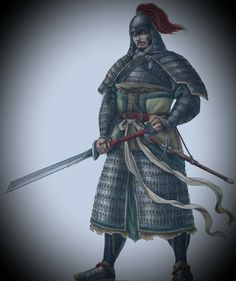 Shadow Warrior, Samurai, Chinese, Art, Art Background, Kunst, Performing Arts, Samurai Warrior, Art Education Resources