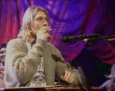 New trendy GIF/ Giphy. mtv bored nirvana kurt cobain unimpressed boring crickets check the time. Let like/ repin/ follow @cutephonecases