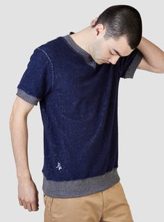 Couverture and The Garbstore - Mens - Rulezpeeps - Slappe Pile Short Sleeve Sweat