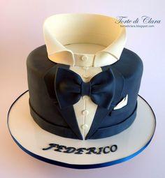 Torte di Clara: Smoking cake
