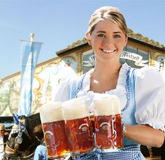 Oktoberfest, The Worlds Biggest Beer Party Ever!