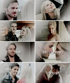 Let us always meet each other with a smile… #ouat