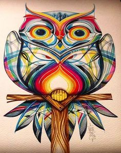 'Owl' by Guy Mckinley
