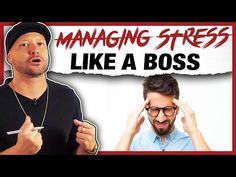 Like A Boss, Watch V, Stress Management, Business, Videos, Youtube, Life, Store, Business Illustration